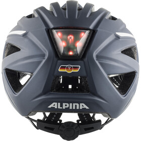 Alpina Haga Helm, indigo matt